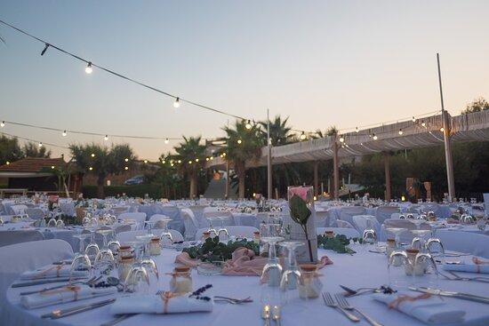 Ammos Wedding Reception 2019