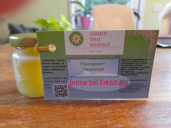 Jasmin Thai Massage