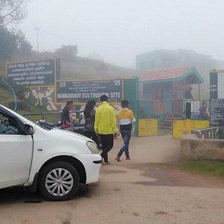 Kodaikanal, India: Manavannure. Kodaikanak. a mini Swisseeland.