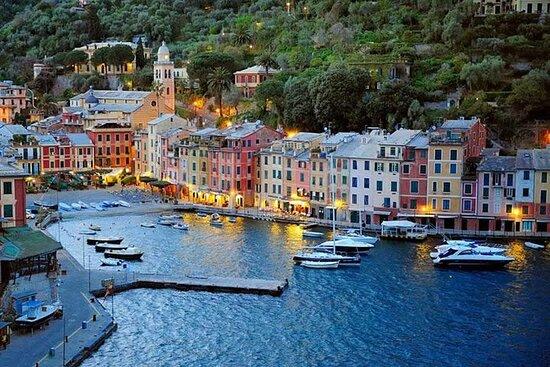 Excursion en bateau aux Cinque Terre et Portofino