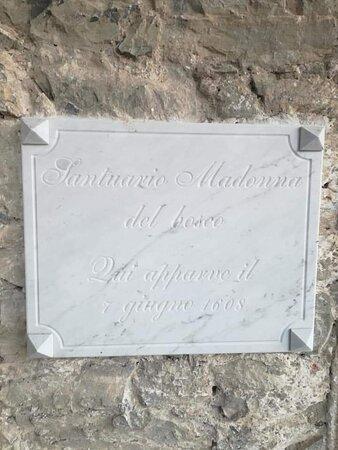 Santuario Madonna Del Bosco