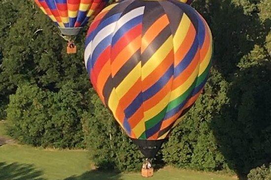 Delta Breeze Hot Air Balloons