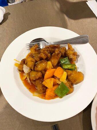 Kellyville, Australien: Sweet and Sour Pork