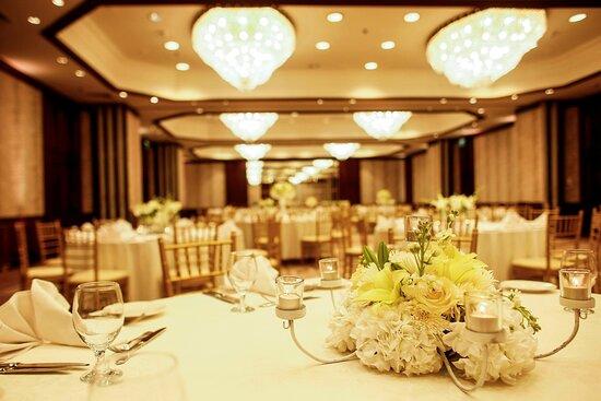 Al-Waha Ballroom - Wedding Details