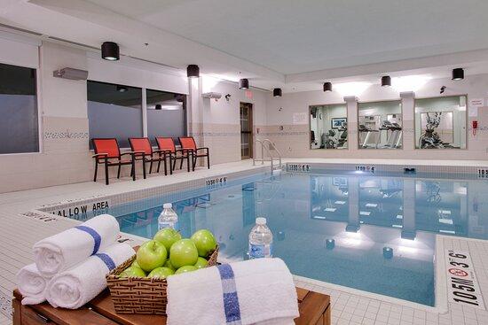 Indoor Salted Heated Pool for everyone's pleasure