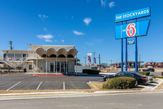 Motel 6 Fort Worth Stockyards