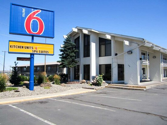 Motel 6 Madras OR