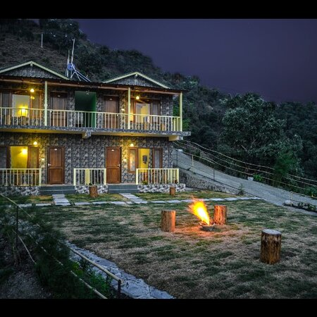 The jungle resort