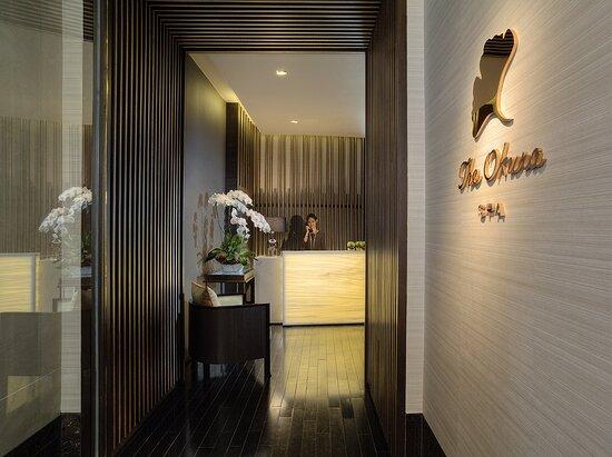 Okura Spa_Spa Reception_1