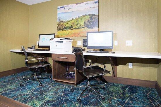 Arvin, Kalifornia: Business Center
