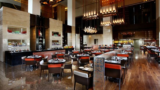 Savour the best of world cuisine at Mosaic