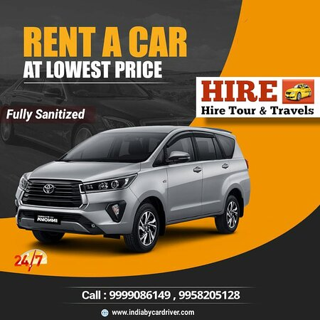 Hire Taxi Tour And Travel