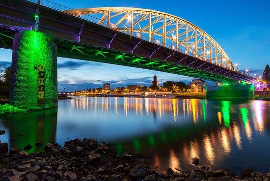 John Frost Bridge Arnhem