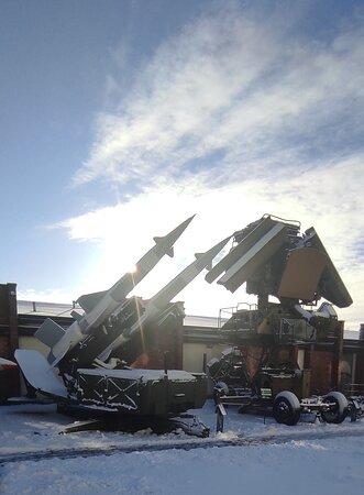 Muzeum Obrony Przeciwlotniczej 2021 luty