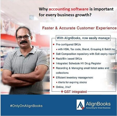 India: Business booster in 2021 with New age Accounting Software online. Businesses needed to refresh their skills and optimize their complex financial data by creating a path for online accounting software, it is a complete business solution. Read for more….http://bit.ly/2MmiRaN