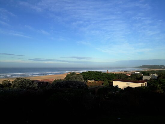 Oyster Bay, South Africa: 180 degrees sea view
