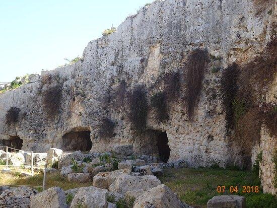 Syracuse, Italy: Eurialo Castle - Siracusa, Sicily