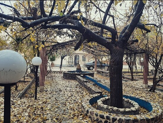 Mahan, Iran: Guest House Godean