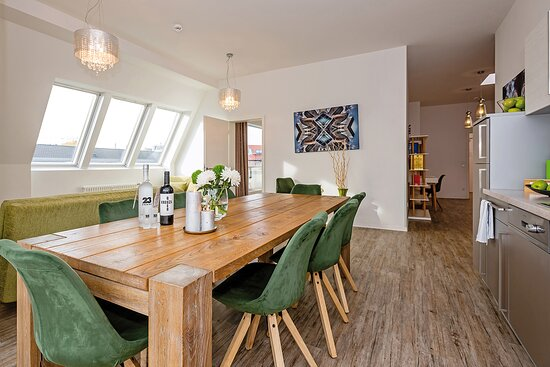 Penthouse 2  Dining table / Kitchen / Living Room