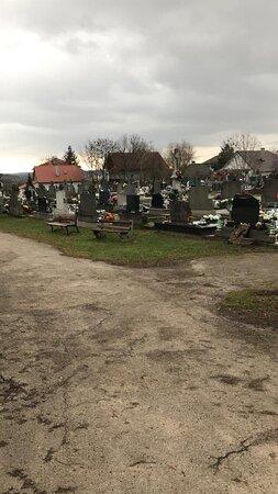 Cintorín Štitáre