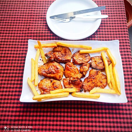 Rosted chicken