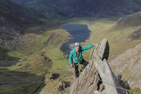 Rock Climbing Company in Snowdonia, North Wales
