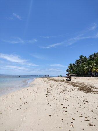 Paisagem da praia