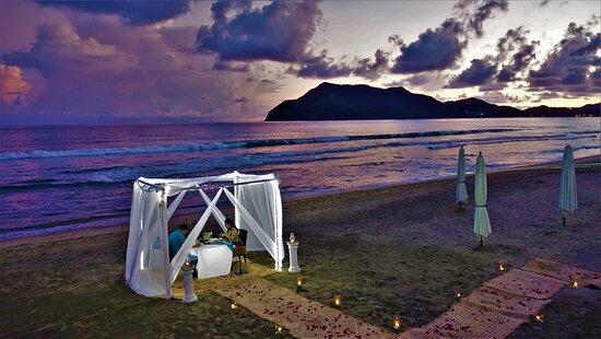 eventos especiales en la playa