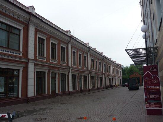 Trade Passage No. 3 of the Cherny Market