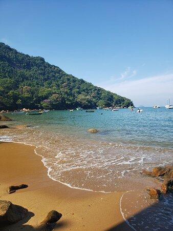 Uma das praias mais bonitas do Brasil!!!
