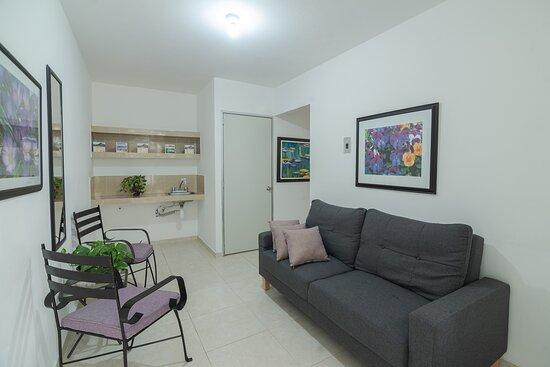 habitación Junior Suite ideal para 2 personas