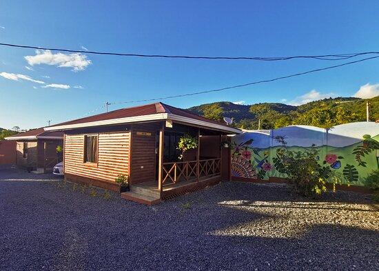 Copey, Costa Rica: Cabañas