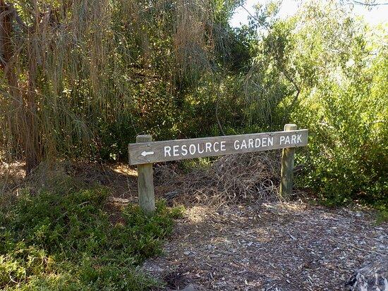Indigenous Resource Garden