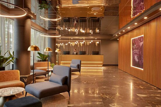 adina apartment hotel west melbourne lobby talent