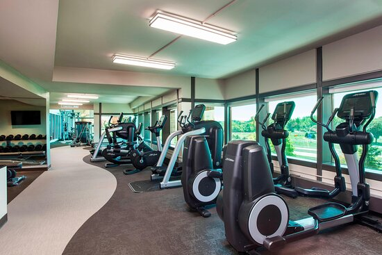 Westin Workout Room