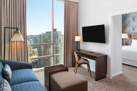 Hilton Vancouver Downtown, hôtels à Vancouver
