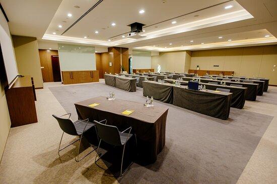 Mediterranean Adriatic venue - classroom setup