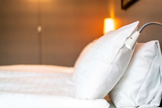 Scandic pillow EXTRA