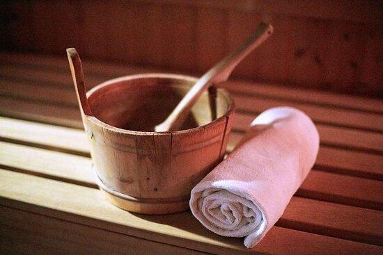 Kokstad, Na Uy: Scandic sauna EXTRA