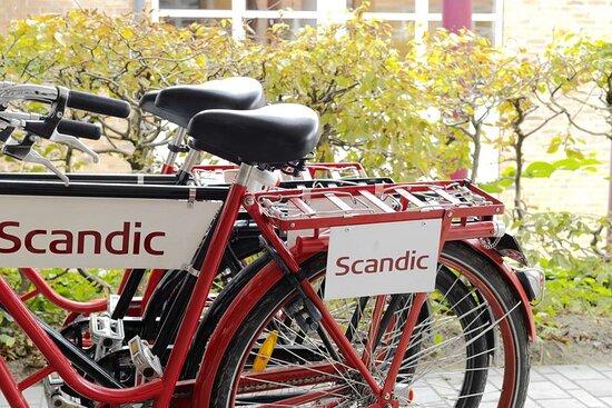 Kokstad, Na Uy: Scandic bicycles EXTRA