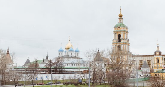 View from Room to historical Moscow
