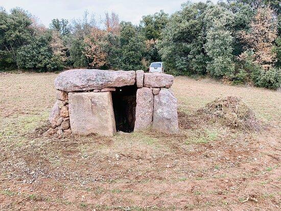 Dolmen De La Mosquera