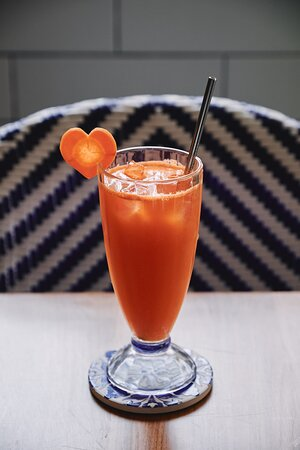 Boost - our best selling fresh squeezed juice