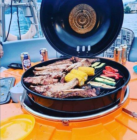 Aqua Party Boat