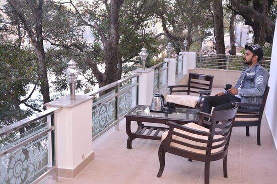 Bhimtal, הודו: View
