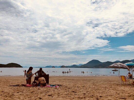Praia da Almada.