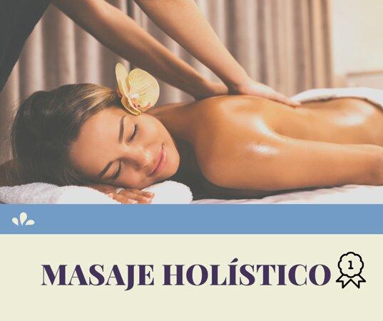 Especial masaje para aliviar las tensiones, relajar y equilibrir el sistema energético. Recomendo 90 minutos.  Special massage to relieve tension, relax and balance the energy system. I recommend 90 minutes.