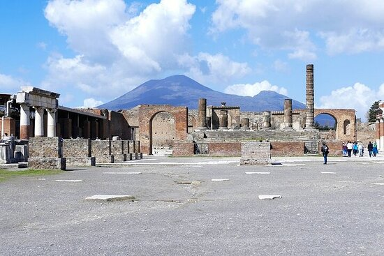 Mt. Vesuvius and Pompeii Day Trip...