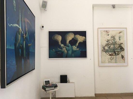 Visita Nuun Espacio de Arte para conocer mas obras del artista Fernando Garrido