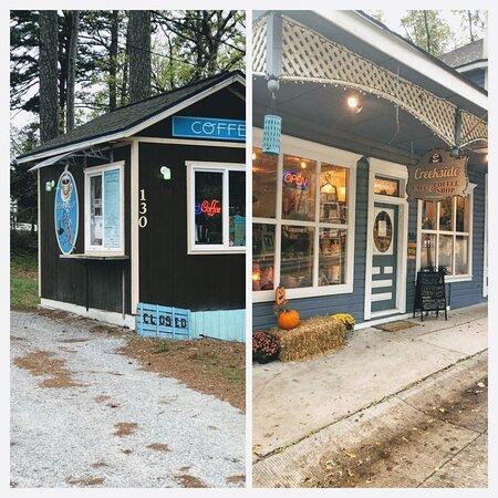 2 locations in Eureka Springs